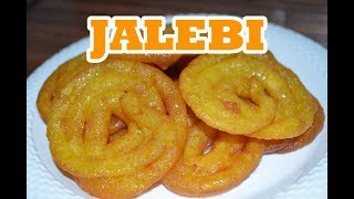 Perfect Crispy Jalebi in Hindi || How to make Perfect Jalebi in hindi || Festive season sweet dish