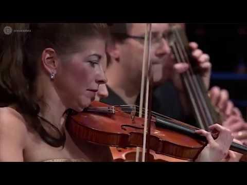 Bach Sinfonia D major (violin concerto) BWV 1045 / Márta Ábrahám