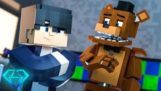 Minecraft FNAF 7 Pizzeria Simulator - You Have To Leave!?