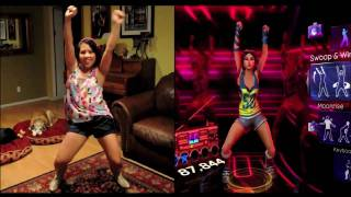 """PON DE REPLAY"" Dance Central Hard Gameplay 100% - MightyMeCreative"