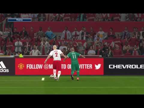 كأس العالم الجزائر ضد بولندا POLAND VS ALGERIA group stage 3rd match PS4 PES2016