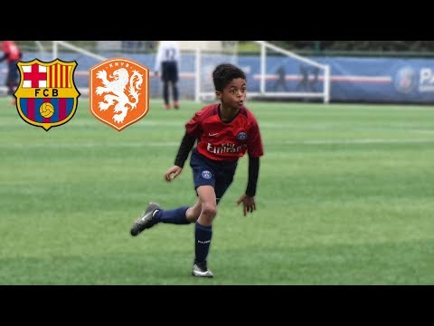Shane Kluivert • Superstar • FC Barcelona Youth • Goals & Skills PART 2