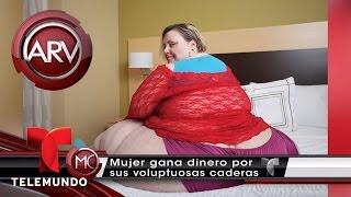Las caderas gigantes que seducen a los hombres | Al Rojo Vivo | Telemundo