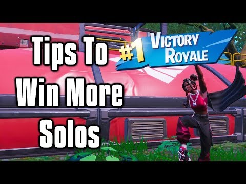 Win More Solos In Fortnite - Ultimate Guide To Win In Season 8