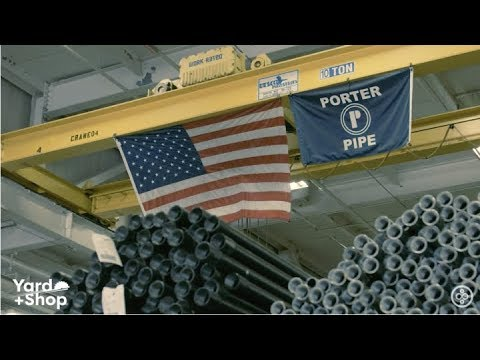 Insider's Tour Of Porter Pipe & Supply Chicago's Largest Pipe Distribution Center