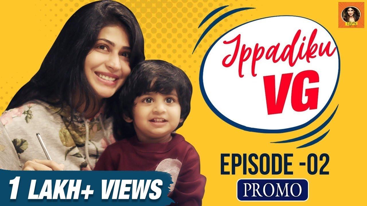Download Ippadiku VG   Episode 2 Promo   Nilan   Vijayalakshmi Ahathiyan   Its VG