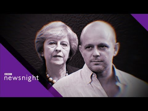 Theresa May 'has had an appalling two years' - BBC Newsnight