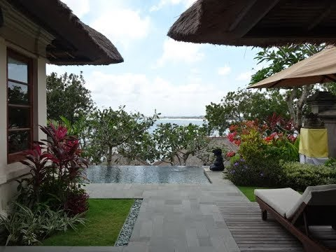 Four Seasons Resort Bali at Jimbaran Bay, Bali - Villa Tour