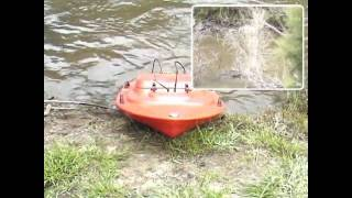 Oceanscience Q-Boat 1800P Streamgauging With Melbourne Water