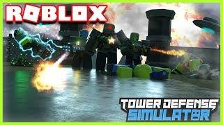 UN NOUVEL ÉVÉNEMENT !! | Roblox Tower Defense Simulator