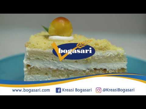 [BOGASARI] Resep Pineapple and Coconut Cake ala Chef Chandra Yudasswara