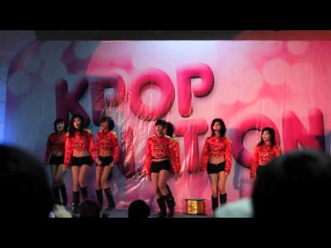 K-Pop Nation 2010 Seo Nyeo Hakkyo - Bang (After School)