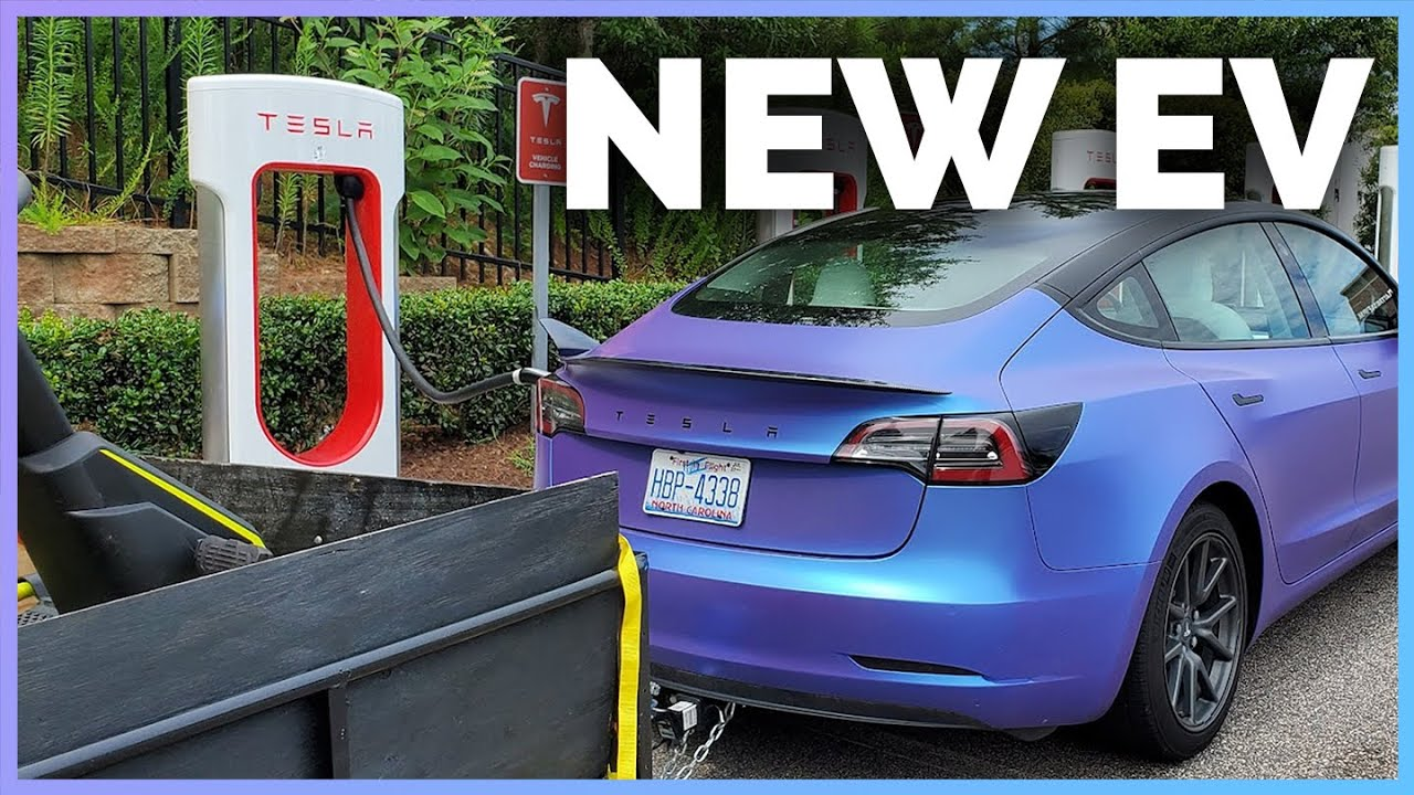 Picking up my dream electric vehicle! (and almost wrecking it)