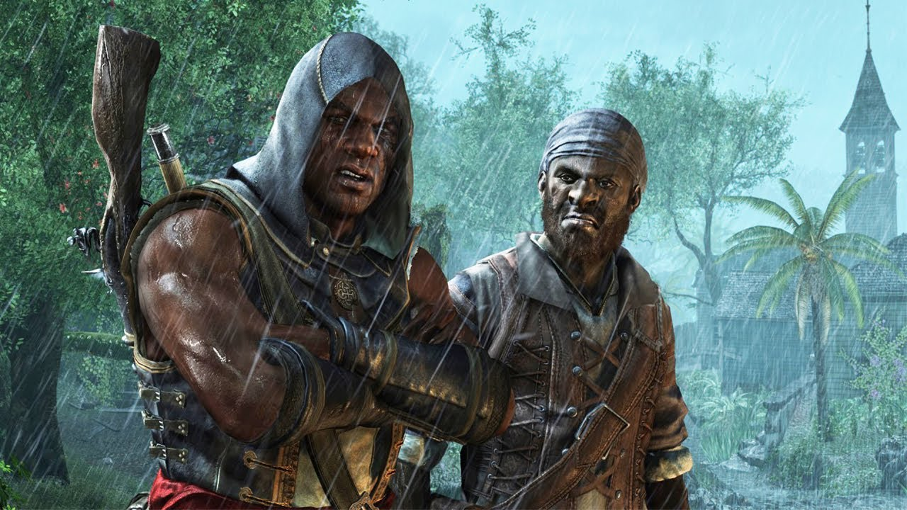 Assassin 39 s creed freedom cry gameplay walkthrough trailer youtube - Assassin s creed pictures ...