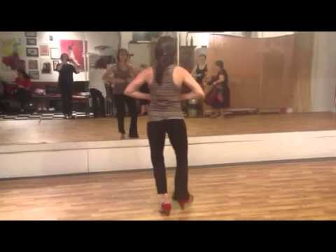 Toronto Flamenco School Ritmo Flamenco Master Class Choreography