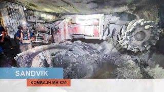 kombajn SANDVIK MH 620