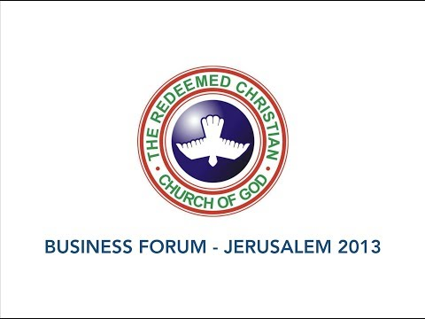 Nigeria - Israel 2013 Business Forum