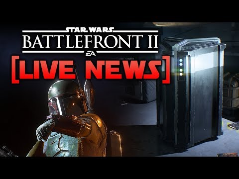 BATTLEFRONT 2 LIVE NEWS - Developer Q/A (Reddit AMA) + Gameplay