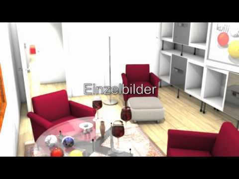 st vincenz haus k ln von 2d zu 3d youtube. Black Bedroom Furniture Sets. Home Design Ideas