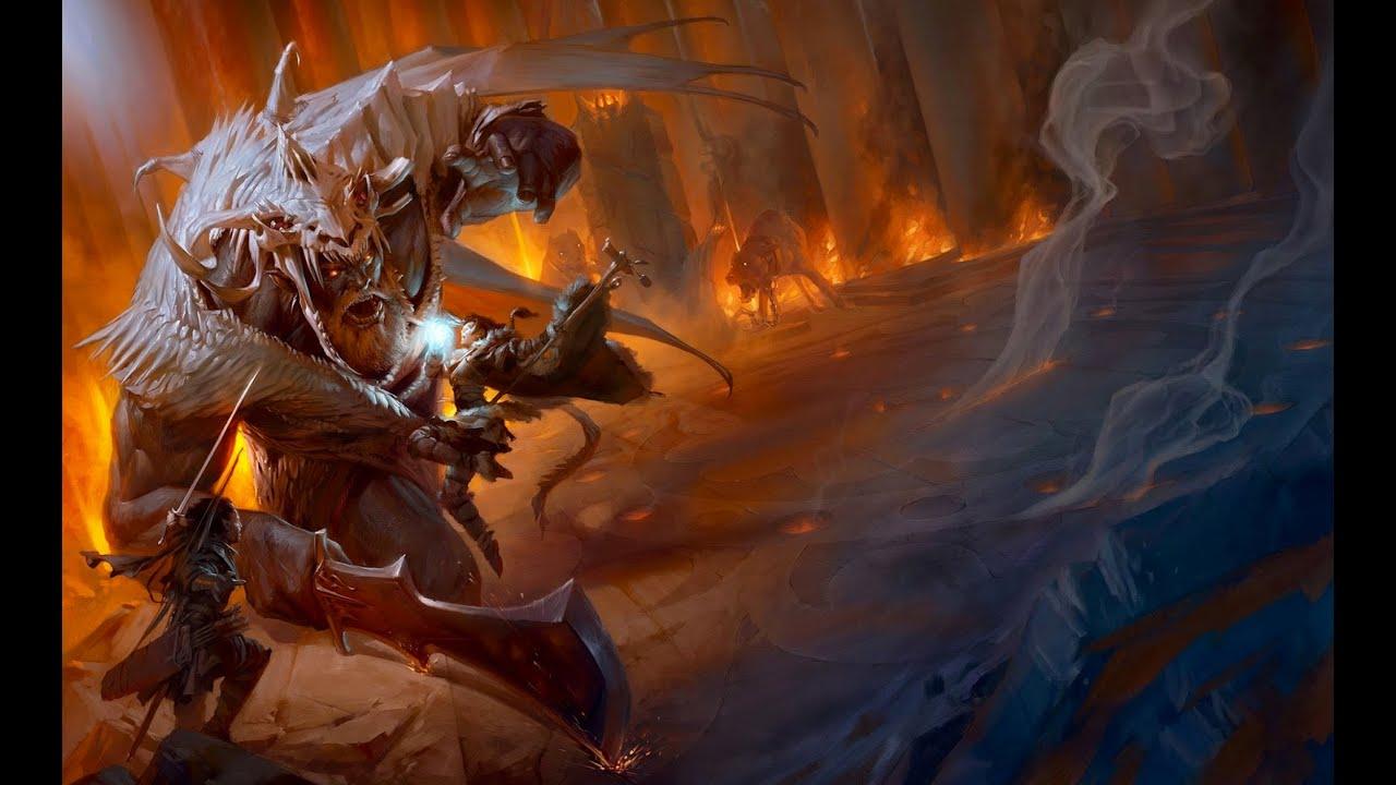 Warlocks Dragons: D&D 5e Players Handbook Review