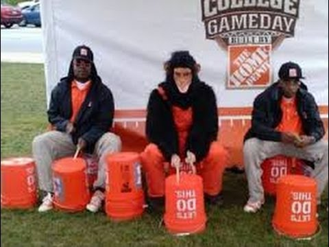 Was Home Depot Drummer Picture A Racist Ad Picture?