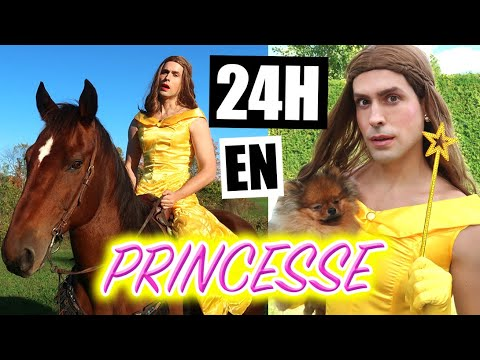 VIVRE COMME UNE PRINCESSE PENDANT 24H - HUBY