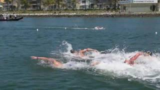 Tactics & Techniques of Elite Open Water Swimmers