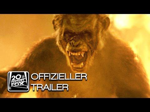 Planet der Affen - Revolution   FINALER TRAILER   Deutsch HD