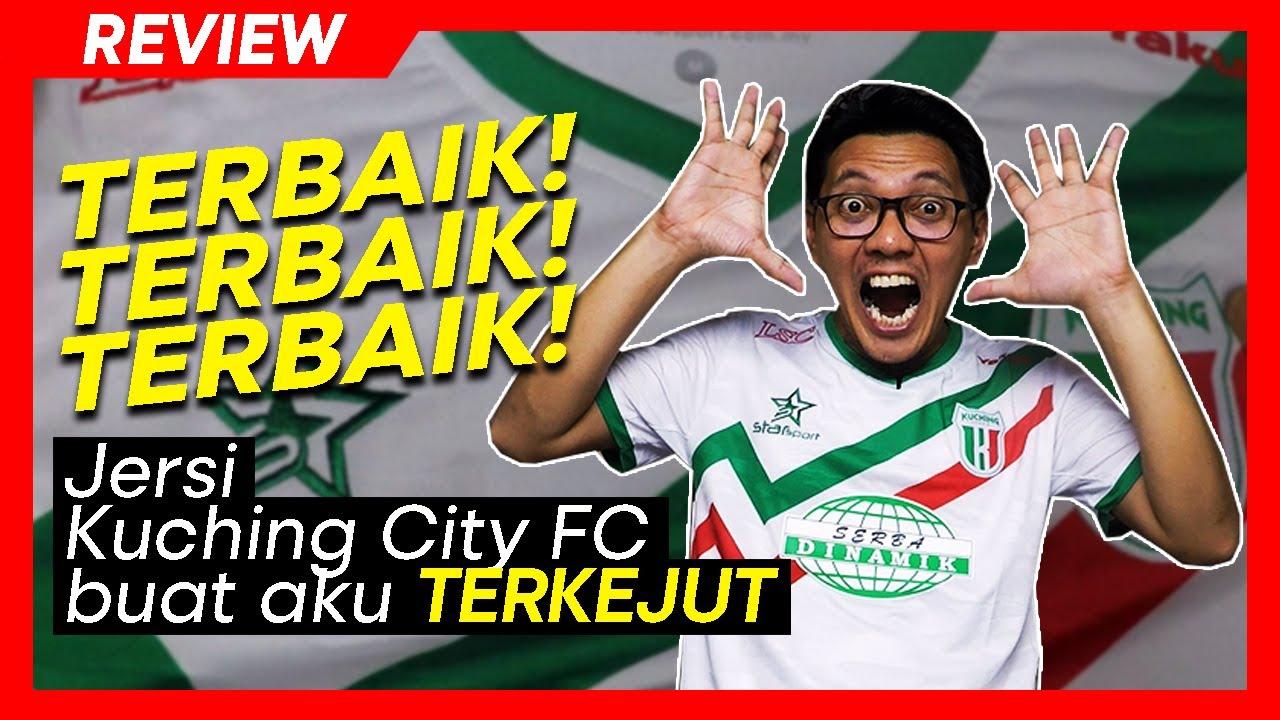 Download REVIEW JERSI KUCHING CITY FC, TERKEJUT aku kualiti PADU! 🔥