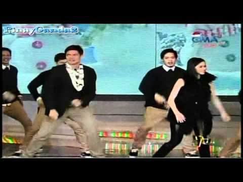PArty Pilipinas [1Xmas] - Marian Rivera & Dingdong Dantes  = 12/18/11
