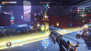 Overwatch Highlight #2 (Mercy)
