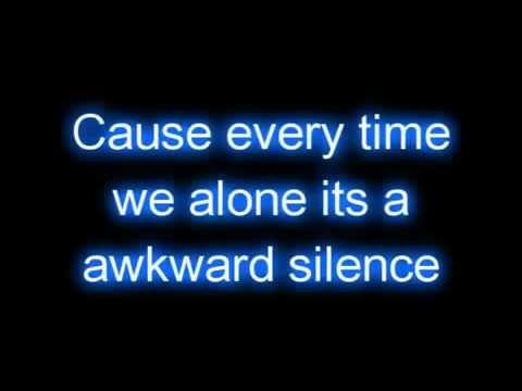 Chris Brown   Deuces Lyrics on screen