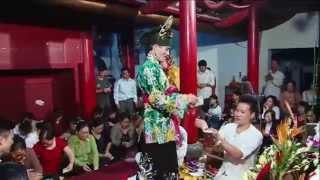 Đồng Thầy : Bùi Ngọc Liên. Hầu giá Cô Đôi,. Tại Phủ Dầy Nam Định. #haudonghaynhat