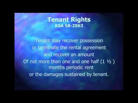 Module 3 - Evictions (Housing and Credit Counseling, Inc.)