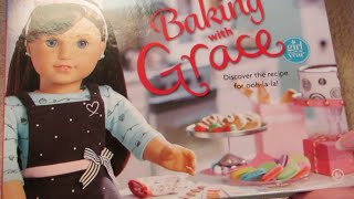 Opening + Reviewing the Baking with Grace Craft Book!