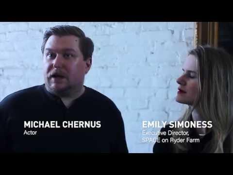 Michael Chernus & Emily Simoness  ONE Brooklyn Community Sizzle Reel
