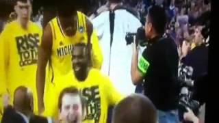 Michigan Caught Cheating [On Camera] Against KU