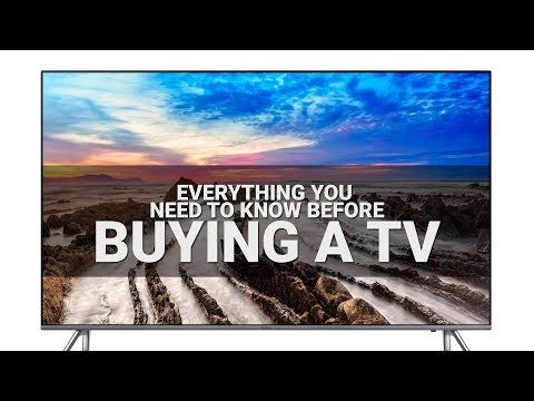 Know These 5 Things When Buying A New TV 4K, HDR & More