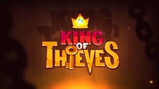 King of Thieves - Official Gameplay Trailer by ZeptoLab