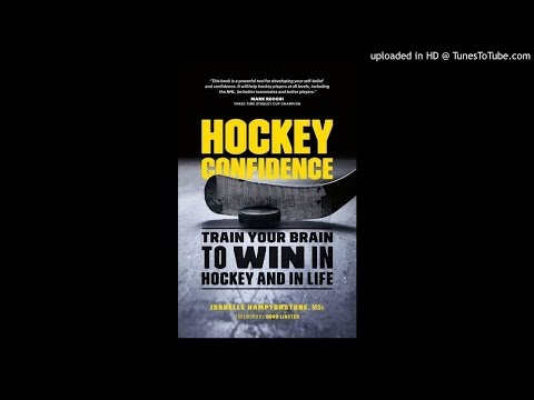Develop Powerful Hockey Confidence using the book discussed : Radio Interview Sports Scene