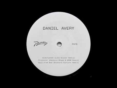 Daniel Avery - Diminuendo (Luke Slater Remix) [PH78]