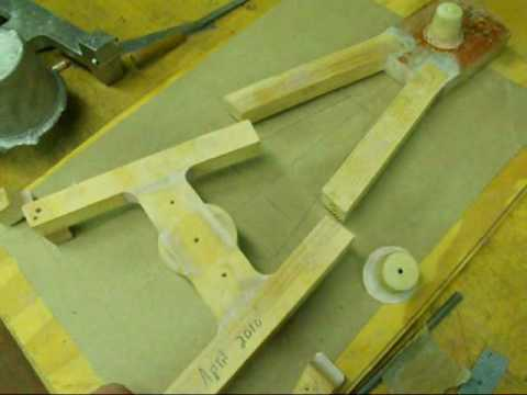BUILDING A MODEL STEAM ENGINE part 4 tubalcain