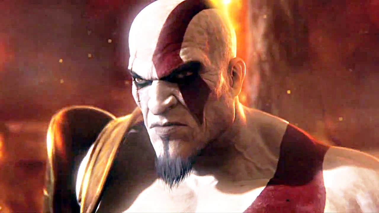 GOD OF WAR 3 Remastered Gameplay (PS4) - YouTube