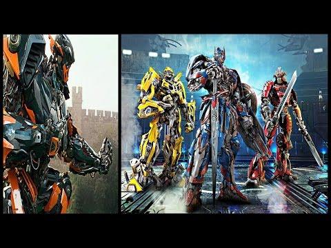 Transformers The Last Knight - Knight Crusaders History & Powermasters?! Trailer 3 Breakdown