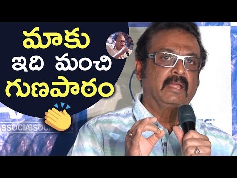 Senior Actor Naresh Gives Perfect Answer To Chalapathi Rao Valgar Comment Issue | TFPC