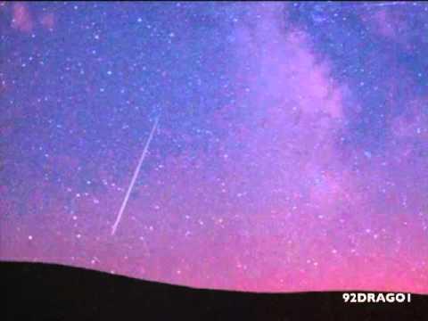 sciame meteorico delle orionidi