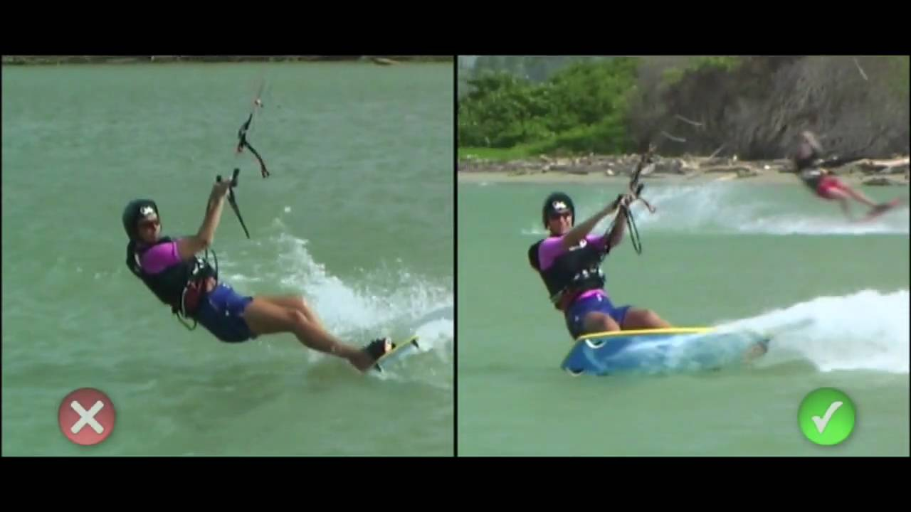 how to jump kiteboarding progression
