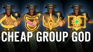 Cheap Group God - Divine Specialization - Skyforge