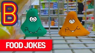 Funny Food Jokes | Little Squelchy Jokes
