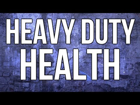 Ghosts In Depth - Heavy Duty Health (Game Mode Update)